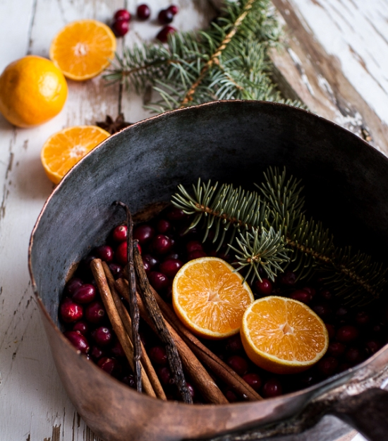 Как наполнить дом новогодними ароматами