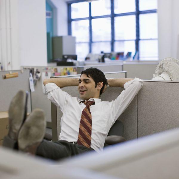 Не валяйте дурака на работе