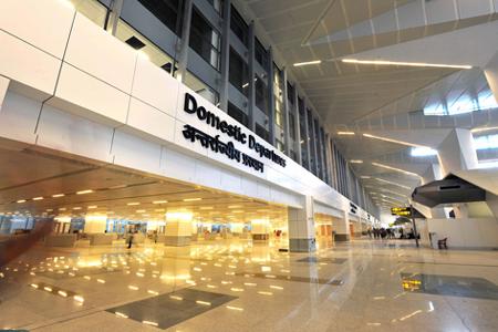 для Дели оптимальный аэропорт – это Indira Gandhi
