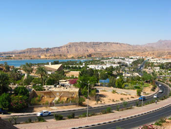 Шарм эль Шейх - арабский город туристов