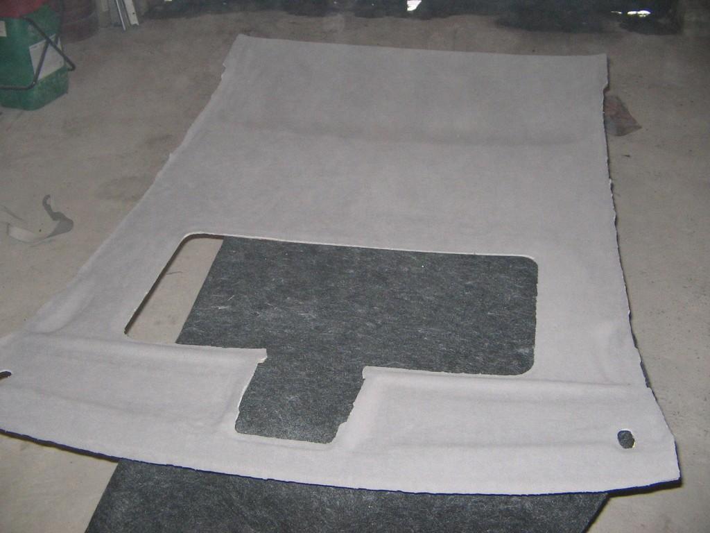 Как собственноручно сделать перетяжку потолка в автомобиле? Часть 2.