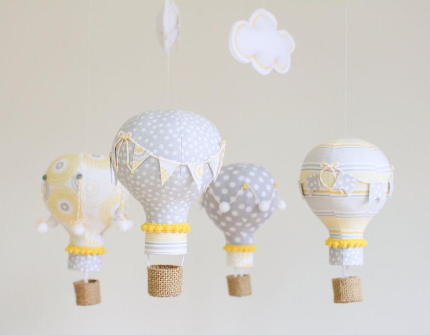 воздушные шары из лампочек накаливания
