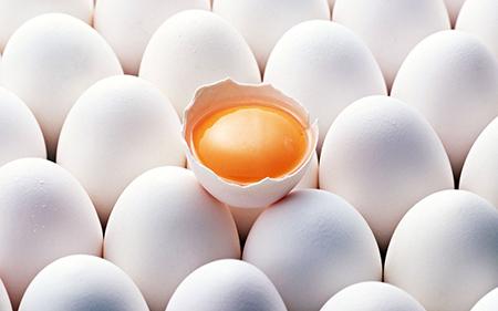 гнилое яйцо, использованное в любом рецепте, способно превратиться в источник спящей сальмонеллы