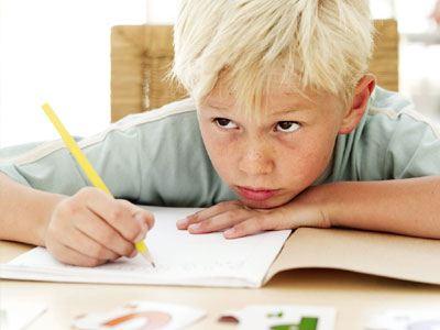 детская медлительность