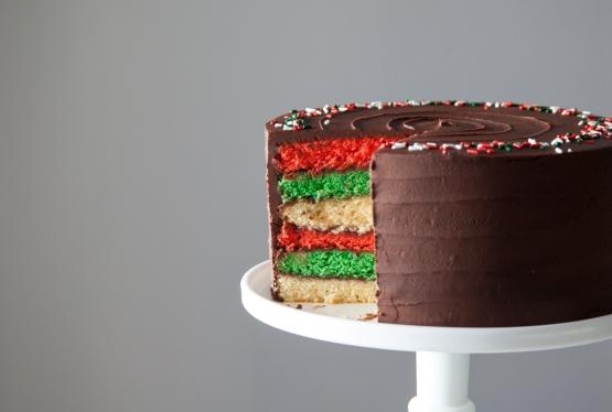 Шоколадный торт с розмарином от роберты