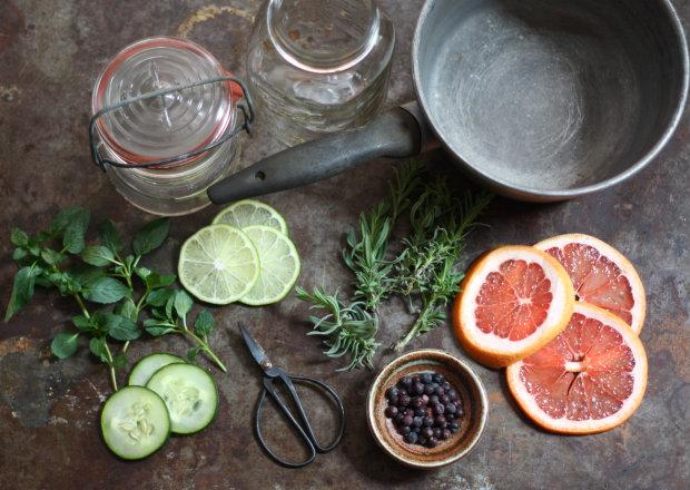 игредиенты и их объемы для домашних рецептов освежителей воздуха