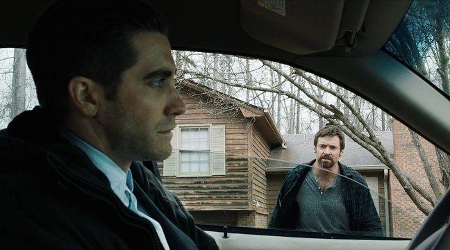 """фильм """"Пленницы"""" (Prisoners) кадр из фильма Джейк Джилленхол Хью Джекман"""