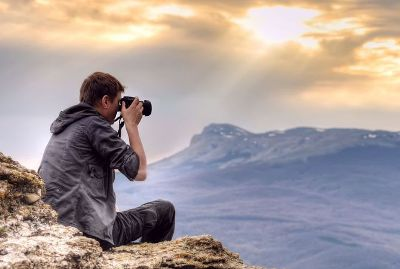 Как меняется мир при взгляде через объектив фотоаппарата?