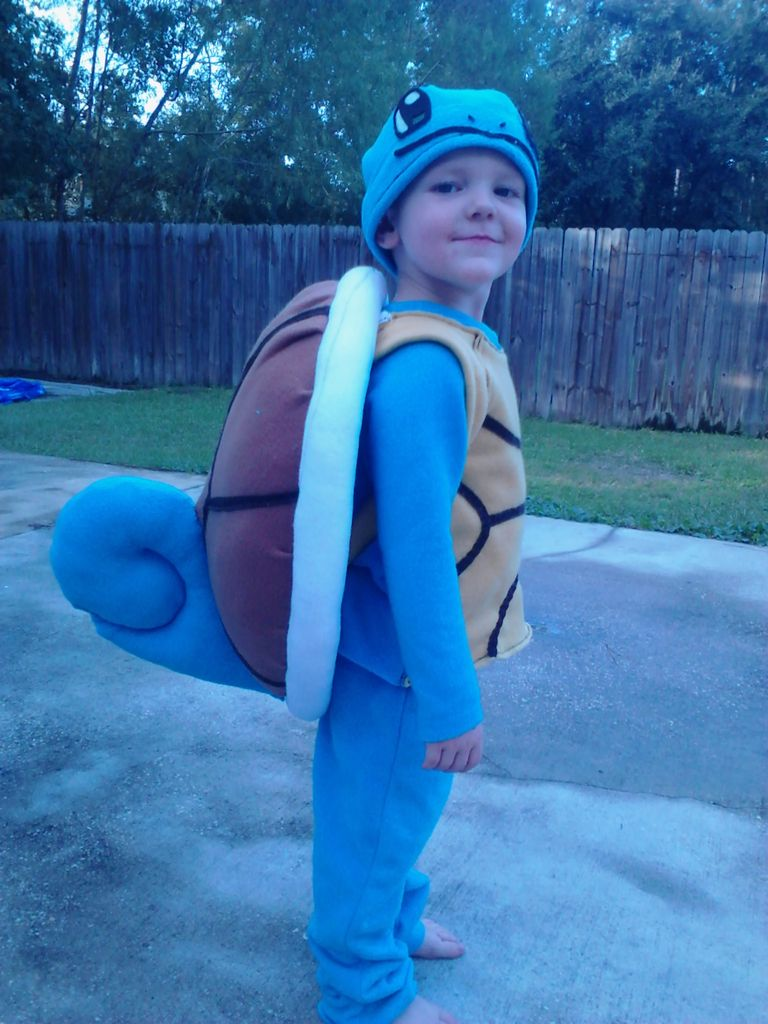 Готовый комплексный детский костюм черепашки
