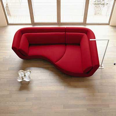 диван-тарелка от Francois Bauchet
