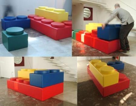 диваны-Лего