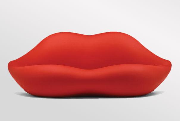 Диван-губы «Bocca»