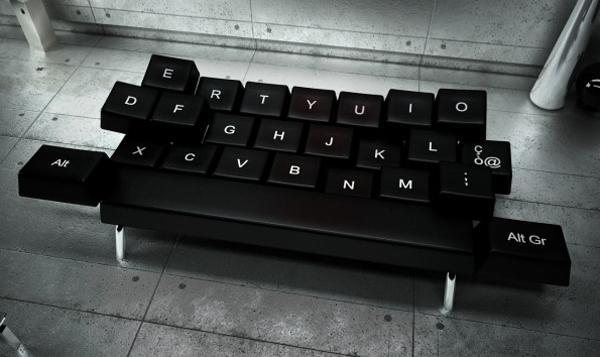 диван-конструктор «Клавиатура» от бренда Zo_loft