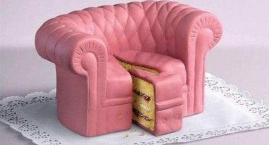 диван-пирожное