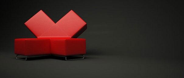 кресло-крестик