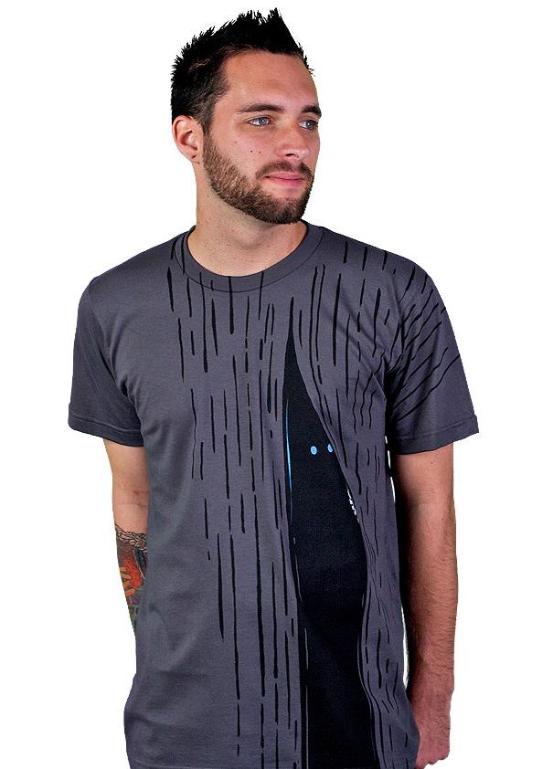самые креативные футболки: с привидением или душонкой