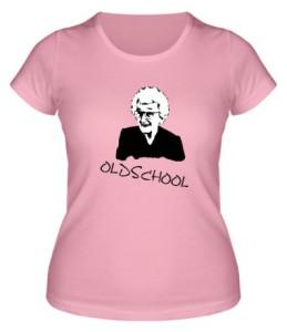 самые креативные в мире футболки - олдскул!