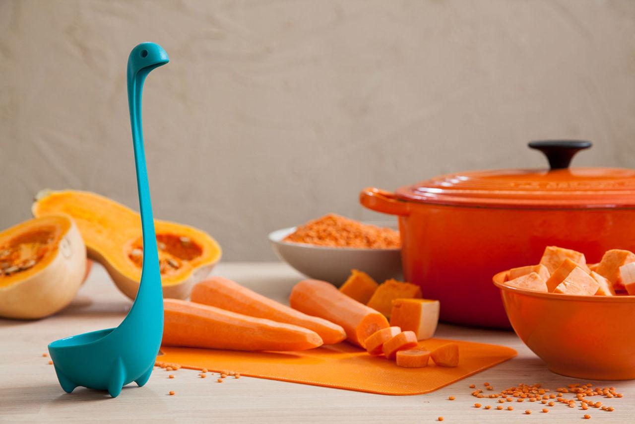 Cамые прикольные современные кухонные гаджеты: половник Несси