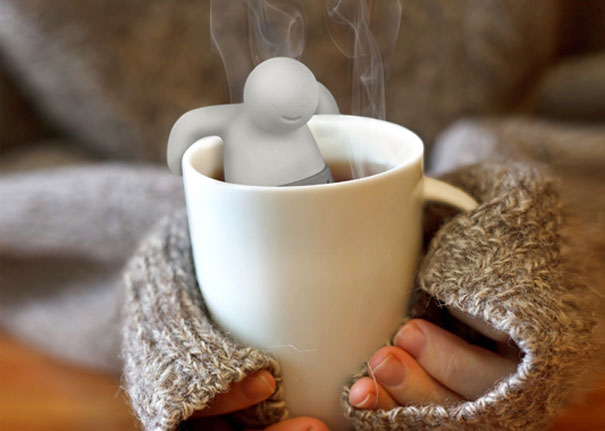 Cамые прикольные современные кухонные гаджеты: Мистер Ти для заваривания чая