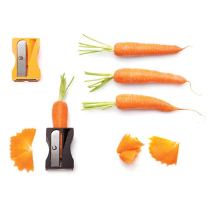 «Точилки» для получения морковной стружки