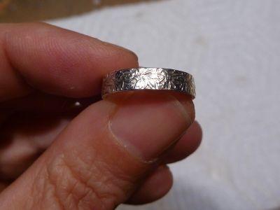готовое кольцо из монеты своими руками