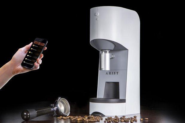 Лучшпя многофункциональная кофемашина в мире Arist - профессиональный бариста