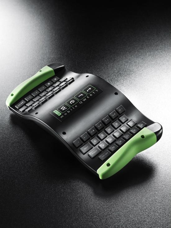 TREWGrip: клавиатура для планшетов и смартфонов