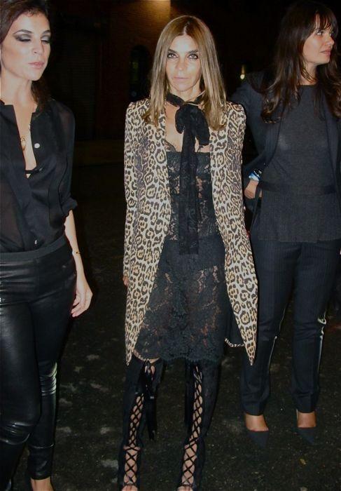 главным редактором французского журнала Вог (Vogue), Карин Ройтфельд (Carine Roitfeld)
