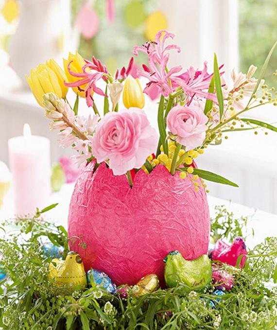 Оригинальное и креативное окрашивание и декорирование яиц на Пасху: текстурированный декупаж однотонными цветными салфетками