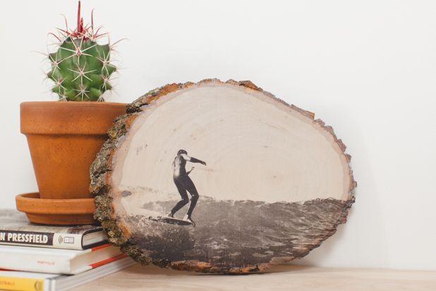 Как перенести черно-белую картинку (изображение, текст) на дерево