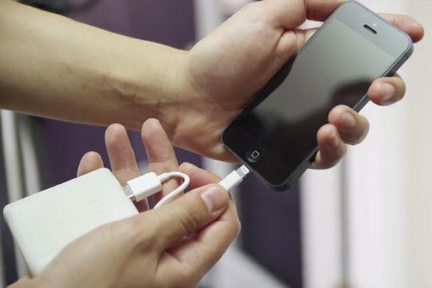 Ампи (Ampy) - аккумулятор кинетической энергии и портативная зарядка для смартфона и не только