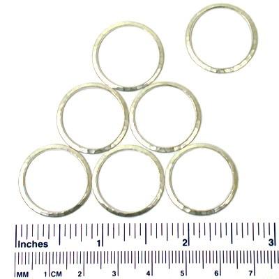 Плоское кольцо в 22 мм диметром