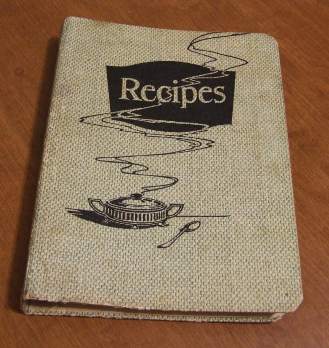 Собирайте в такую папку рецепты
