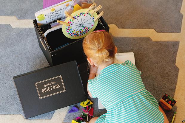 Как собрать «коробку тишины»: родителям