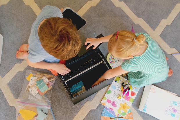 Коробка тишины – набор оптимальных развлечений для детей старшего дошкольного и младшего школьного возраста