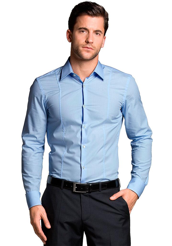 как выбрать модную мужскую рубашку: дополнительные объемные швы