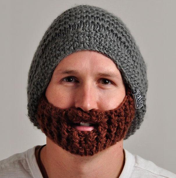 Шапка-борода