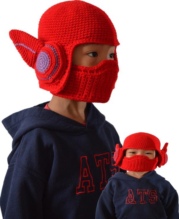 Шапка-шлем Беймакса из «Города героев»