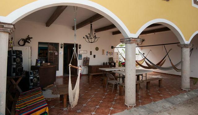 Hostel Ka'beh, Канкун, Мексика
