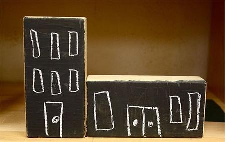 Детские кубики, на которых еще и можно что-то нарисовать