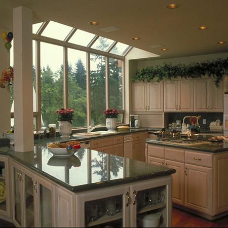 Кухня как раз стоит рядом с ванной в списке объектов для модернизации