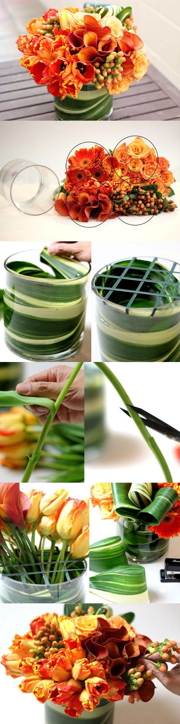 Как собирать маленькие летние букеты лучше любого флориста: секреты