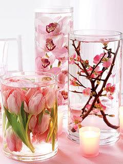 Опускайте цветы в воду целиком