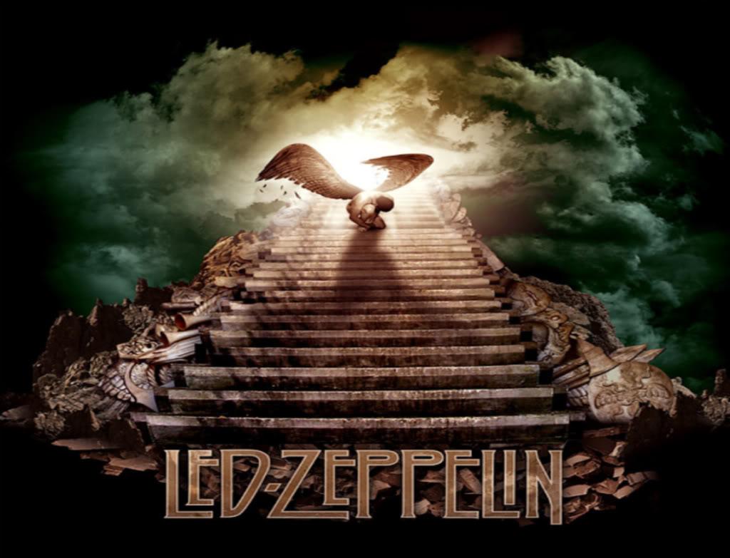 Как создавался и как трактуется текст знаменитого рок-хита «Stairway To Heaven»