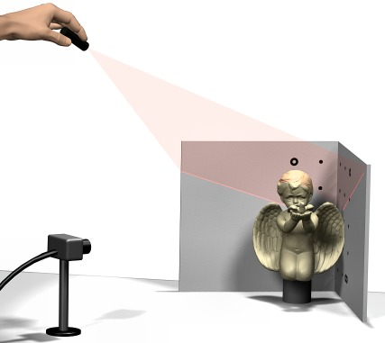 Как собрать свой собственный 3D сканер
