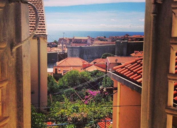 недорогие апартаменты в Дубровнике, Хорватия (найденные черед Интернет-площадку Airbnb)
