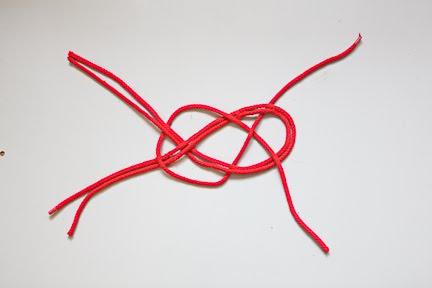 пошаговая инструкция в картинках: завязываем красивый морской узел для повязки на голову