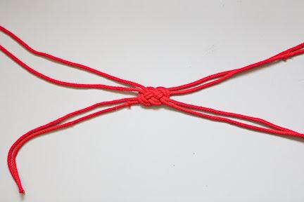 Затяните морской узел