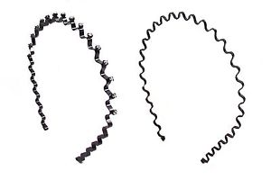 аналоги растягивающейся повязки загзагом - ободки-невидимки