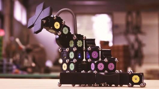 MOSS: робот из готовых модулей